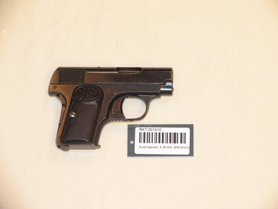 Pistol 6,35 mm Browning M1906