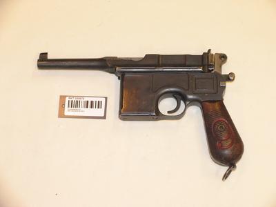 Pistol 9mm Mauser M1910