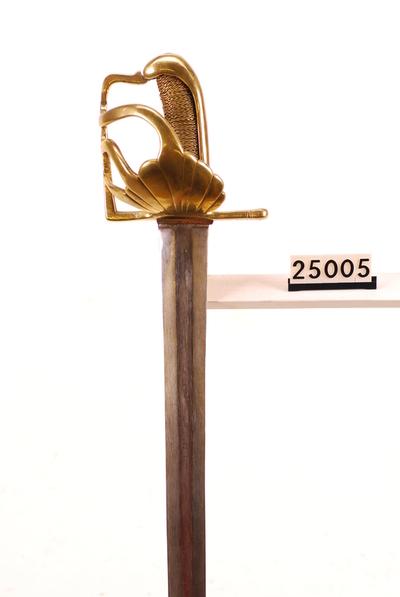 Rytterpallask ca 1740