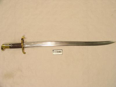 Sabelbajonett M1860