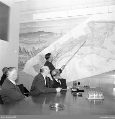 Stadsplanering i Timrå.