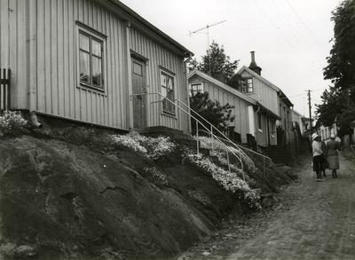 Besvärsgatan i Oskarshamn.