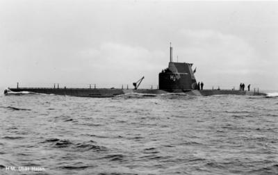 U-båten Hajen 3