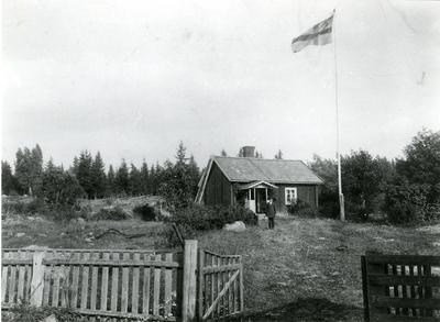 Roslagens 4. båtsmanskomp. Innehavare nr 72 Lag, Simundö, Östhammar. (Karl Gustaf Eriksson).