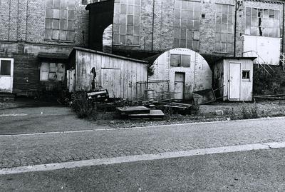 Oskarshamns varv. Redskapsboden-