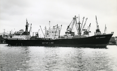 Ägare:/1962-72/: Reederei Richard Schröder K.G. Hemort: Hamburg.
