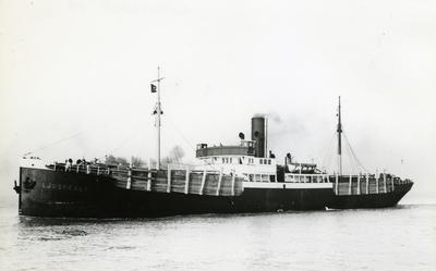 Ägare:/1922-26/: Baltische Reederei K.G., /1926-33/: Firma Aug. Bolten, Wm. Miller´s Nflg. /1933-37/: China Rhederei A.G., /1937-38/: Firma Aug. Bolten, Wm. Miller´s Nachflg. Alla med hemort: Hamburg.