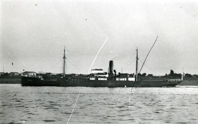 Ägare:/1931-39/: ett partrederi, Huvudredare: Orion Schiffahrts G.m.b.H. Hemort: Rostock.