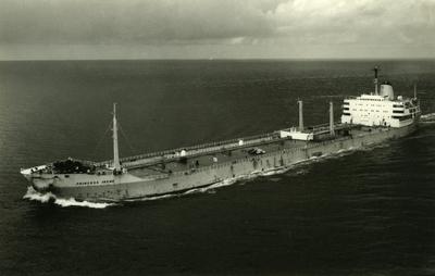 Ägare:/1964-72/: John S.Latsis Tankers Special Anonymous Maritime Co. S.A. Hemort: Peiraievs.