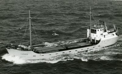 Ägare:/1953-59/: Reederei- & Frachten-Kontor Robert H. Schröder G.m.b.H. Hemort: Hamburg.