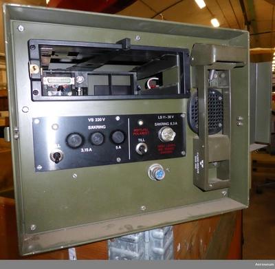 Kassett för RA-538 MT m Antenn/Kabelsats