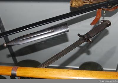 Bajonett m/1896