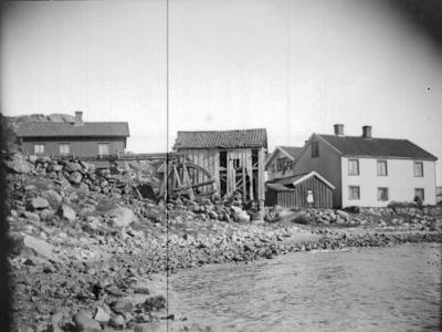Enligt text som medföljde bilden: N. Grundsund.