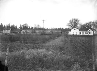 Handelsträdgård, Nya Bryggan (södra änden av Gröngarnsåsen), Enköping