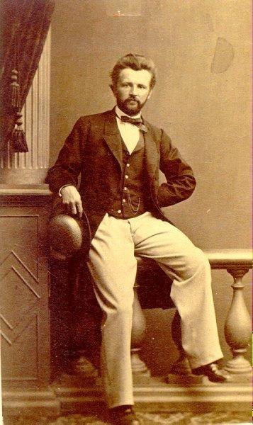 Axel Vilhelm Lokrantz.
