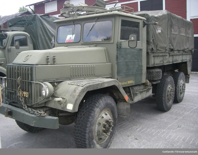 Lastterrängbil 934