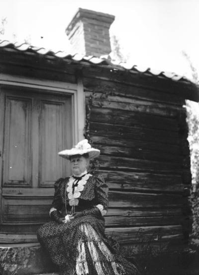 Jaktslottet. År 1906.