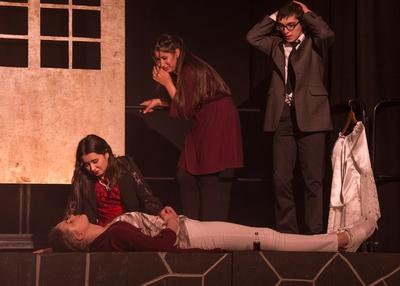 I samarbete med Karlskrona kommun, Sunnadalskolan och Marinmuseum ges en ny teaterpjäs varje år med elever från Sunnadalskolan. Premiär fredag 9/6 2017 Romeo & Julia.