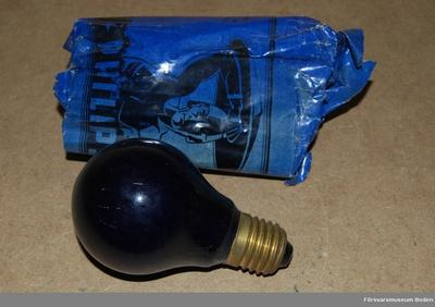Mörkläggningslampa
