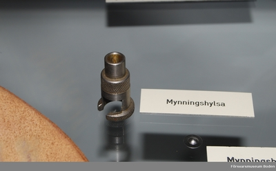 Mynningshylsa