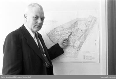 Stadsplanering kring Vivsta.