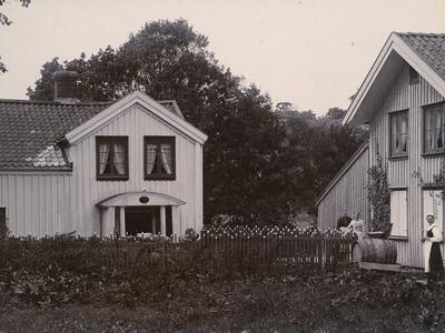 Posthus och krog i Henån