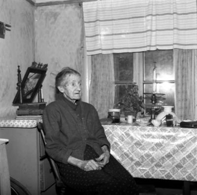 Hilma Dahlberg.