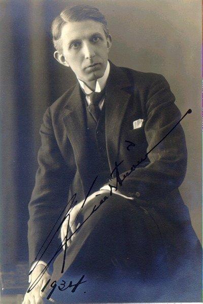Karl Edvard Lindström, bankkamrer.