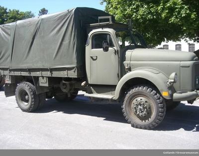 Lastterrängbil 938