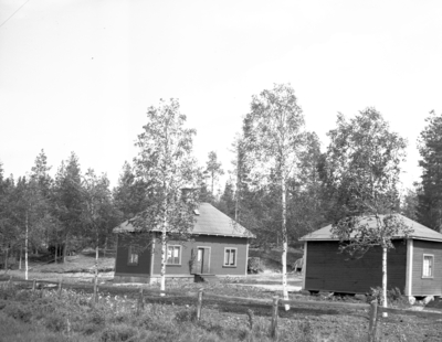 Knutstorp, Vestermur. År 1906.