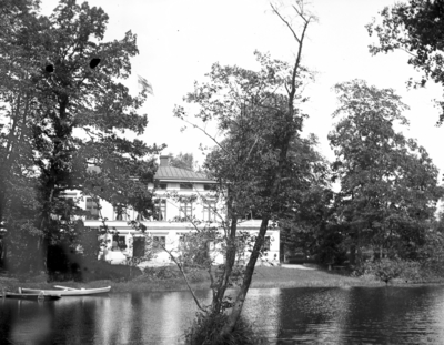 Stora byggningen. År 1906.