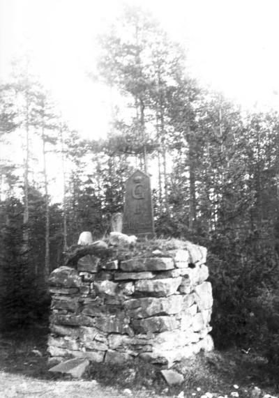 Milsten. År 1906.