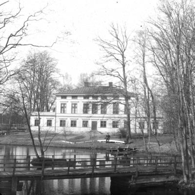 Stora byggningen, Åby