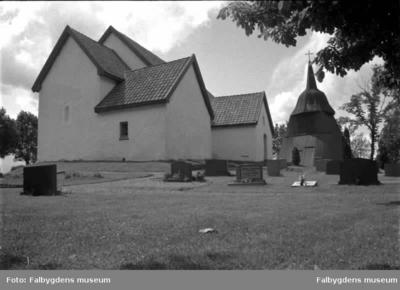 Marka kyrka, romansk 1100-talet.