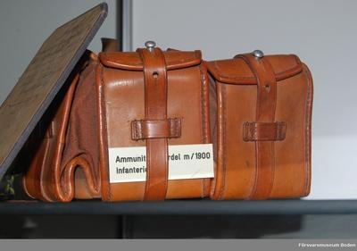 Ammunitionsgördel m/1900