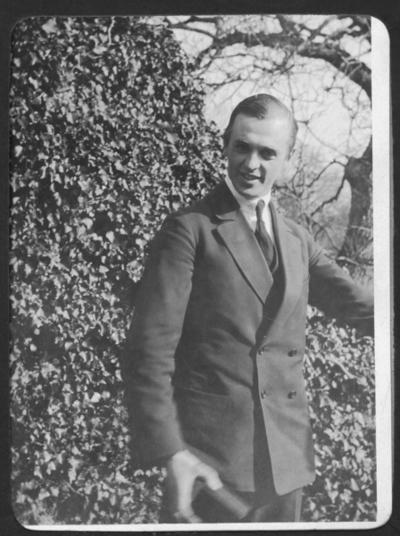Alvar Elfverson Sundsby säteri 1920