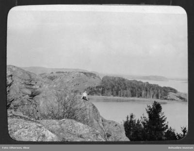 Utsikt vid Sundsby 1920