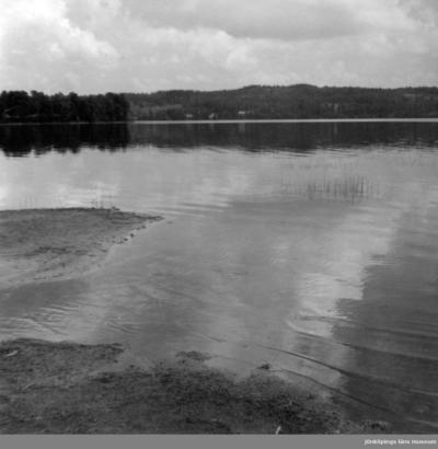 En del av Tenhultasjön.