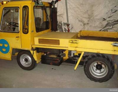 Bogserbil FT-900