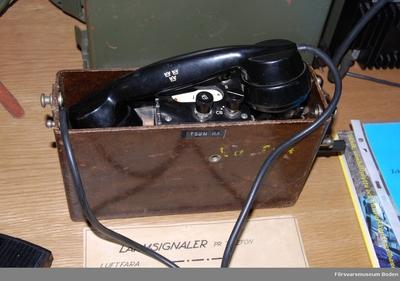 Telefonapparat MT