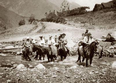 Huviretkellä Quiton ympäristössä