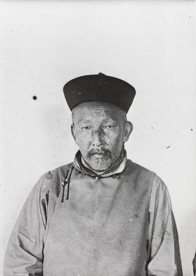 mongolilainen itsenäisyysmies Haisan-güng