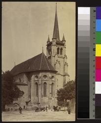 Eglise St François à Lausanne