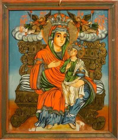 Maica Domnului cu Pruncul