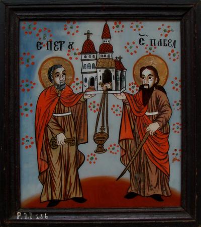 Apostolii Petru și Pavel