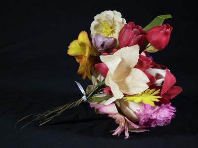 OMNIA - bukett, konstgjord blomma, blomma, dekoration 1ee78a24d1b9