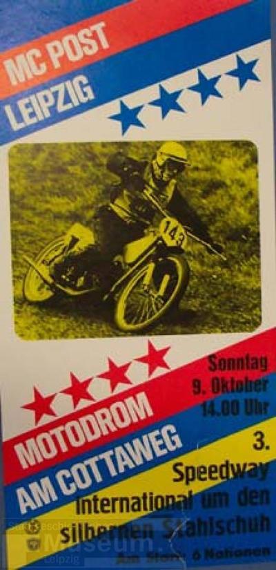 3. Speedway international um den silbernen Stahlschuh