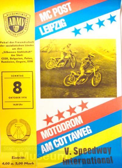 V. Speedway international