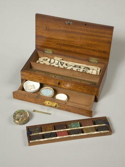 Artist's Watercolour Box