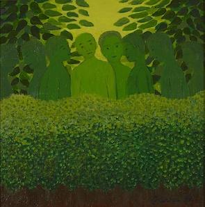 Overlevenden uit de groene zone